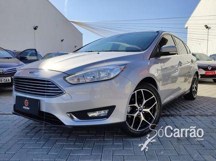 Ford FOCUS - focus TITANIUM 2.0 16V P.SHIFT FLEXONE