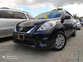 Nissan VERSA - versa SV 1.6 16V FLEXFUEL