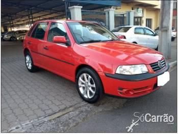 Volkswagen GOL CITY 1.0 8V 4P