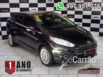 Ford FIESTA SEDAN TITANIUM 1.6 16V