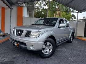 Nissan FRONTIER CD - frontier cd XE 4X2 2.5 16V TDI MT
