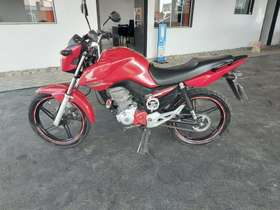 Honda CG 160 - cg 160 FAN ESDI