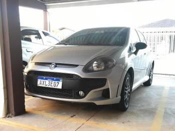 Fiat PUNTO BLACKMOTION 1.8 16V 4P