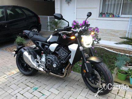 Honda CB 1000 R - CB 1000 R