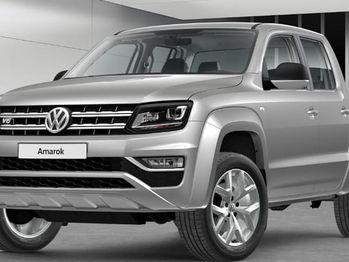 Volkswagen AMAROK 3.0 4X4 v6 TDI HIGHLINE