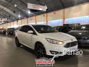 Ford FOCUS TITANIUM 2.0 16V