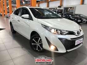 Toyota YARIS SEDAN - yaris sedan XLS CONNECT 1.5 16V CVT