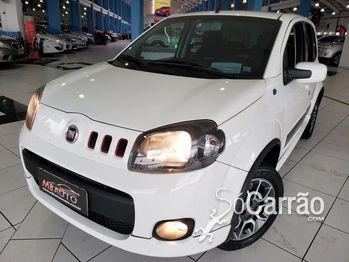 Fiat UNO SPORTING EVO 1.4 4P