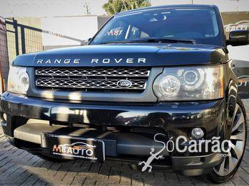 Land Rover range rover SPORT SE 4X4 3.6 BI-TD V8