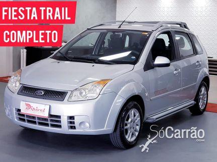Ford FIESTA - fiesta (Trail) 1.0 8V