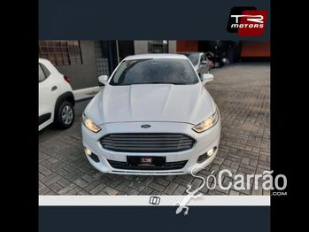 Ford FUSION 2.5 AUTOMATICO