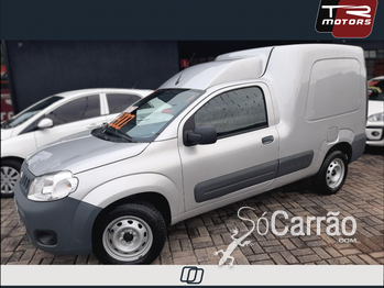 Fiat fiorino furgao HARD WORKING 1.4 8V EVO