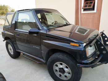 Suzuki VITARA JLX CANVAS