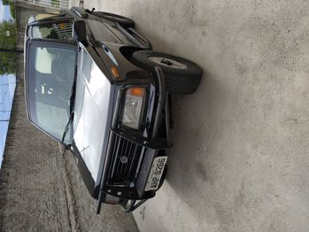 Suzuki vitara CANVAS TOP JLX 4X4 1.6