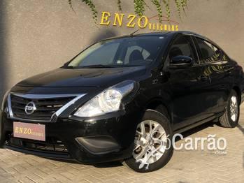 Nissan versa flex S 1.0 12V