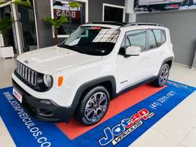 JEEP RENEGADE - renegade LONGITUDE 1.8 16V AT6