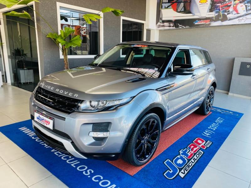 Land Rover range rover evoque DYNAMIC(Teto-Pan.) 2.0 TB-Si4