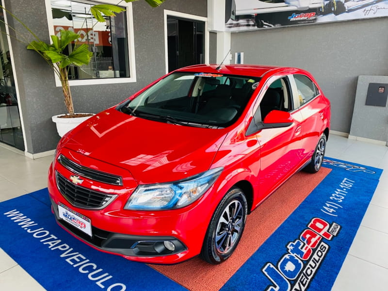 GM - Chevrolet onix LTZ 1.4 8V MT6 ECO