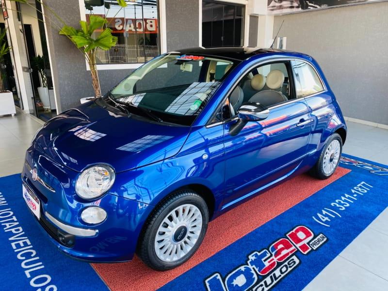 Fiat 500 LOUNGE 1.4 16V