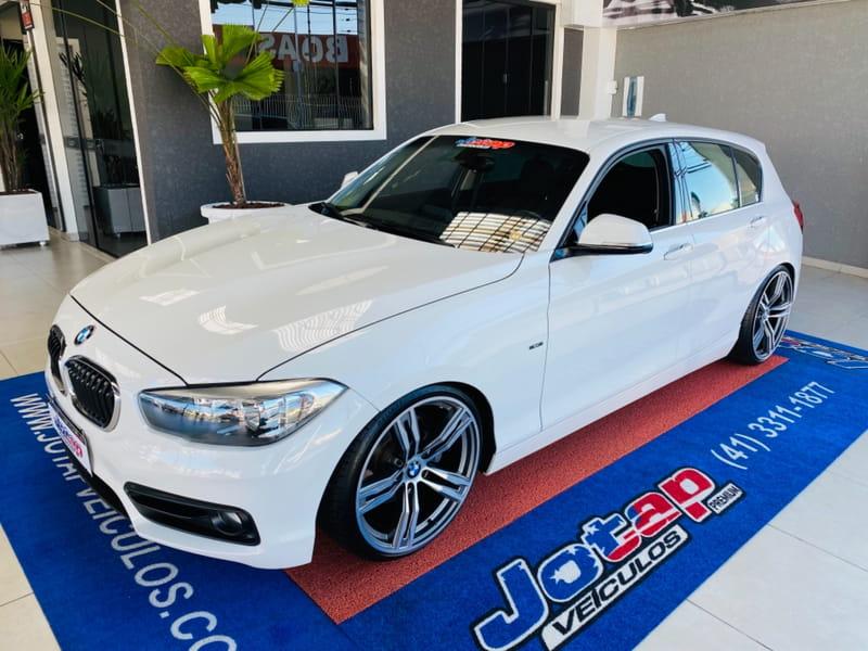 BMW 120ia SPORT 2.0 16V TB ACTIVEFLEX