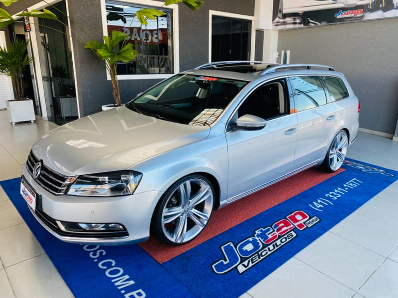 Volkswagen passat variant 2.0 TSI DSG