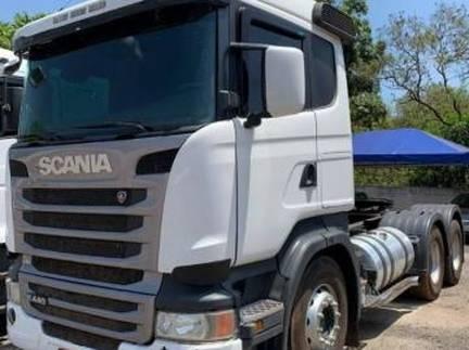 Scania R 440 - R 440 6X4