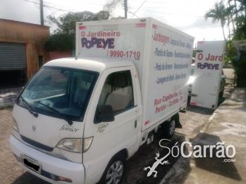 HAFEI towner Pick-Up Baú 1.0 8V 48cv