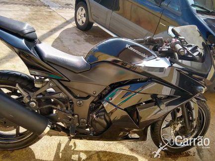 Kawasaki Ninja - NINJA 250R