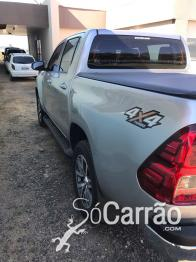 Toyota HILUX CABINE DUPLA SRV