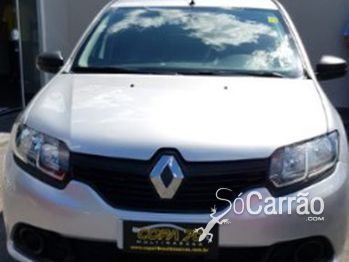 Renault Sandero Authentique Hi-Flex 1.0 16V