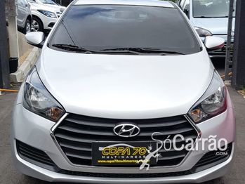 Hyundai HB20 COMFORT PLUS 1.6 16V AT