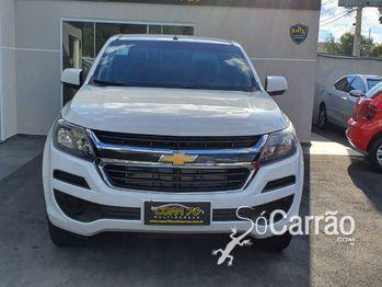 GM - Chevrolet S10 CD LS 4X4 2.8 200CV TB-CTDi