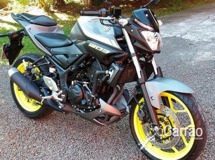 Yamaha MT-03 - MT-03 320 ABS