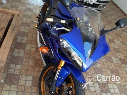 Yamaha FZR 1000 - FZR 1000 R1