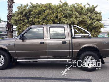 Ford Ranger XLT 4X4 2.5 TURBO DIESEL
