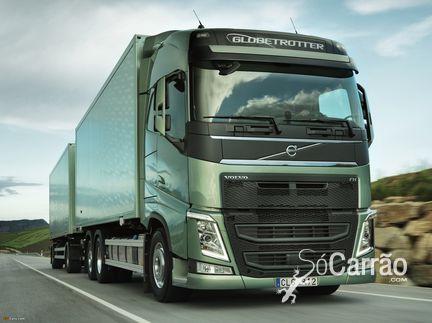 Volvo FH12 380 - fh12 380 FH 540 6X2