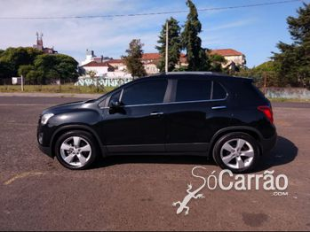 GM - Chevrolet TRACKER LTZ 1.8 16V Flex 4x2