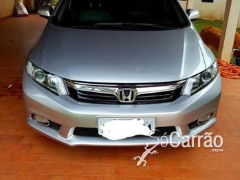 Honda CIVIC LXL SE MECANICO