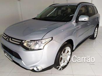 Mitsubishi outlander 2WD 2.0 16V CVT