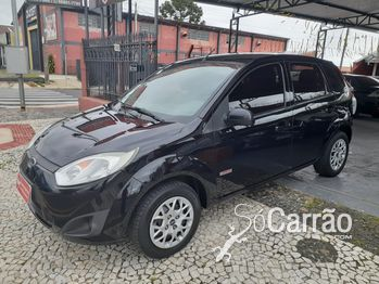 Ford Fiesta 1.6 16V