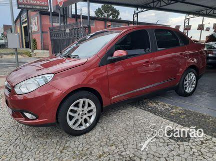 Fiat GRAND SIENA - GRAND SIENA ESSENCE 1.6 16V DUAL