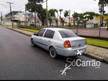 Renault CLIO SEDAN RN 1.0