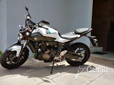 Yamaha MT 07 - MT 07 ABS