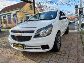 GM - Chevrolet AGILE - agile AGILE LTZ 1.4 8V ECONOFLEX
