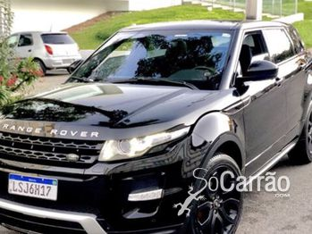 Land Rover RANGE ROVER EVOQUE DYNAMIC TECH 2.0