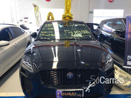 Jaguar E-PACE - e-pace R-DYNAMIC SE AWD 2.0 300CV TB