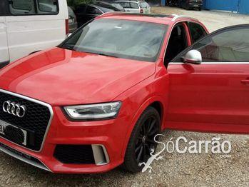 Audi rs q3 2.5 20V TFSI QUATTRO S TRONIC