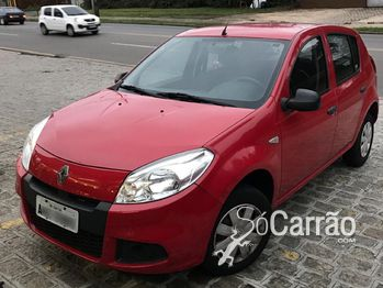 Renault SANDERO AUTHENTIQUE 1.0 16V HIFLEX