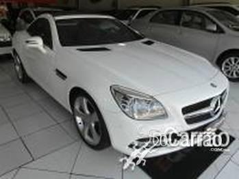 Mercedes SLK 250 1.8 TURBO