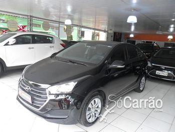 Hyundai hb20s COMFORT PLUS 1.6 16V AT